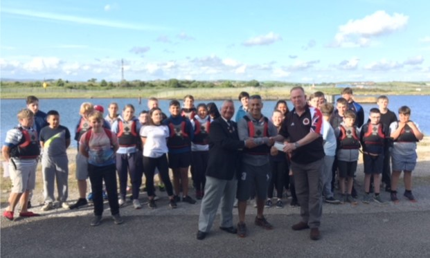 Barrow Sea Cadet Sailing Club